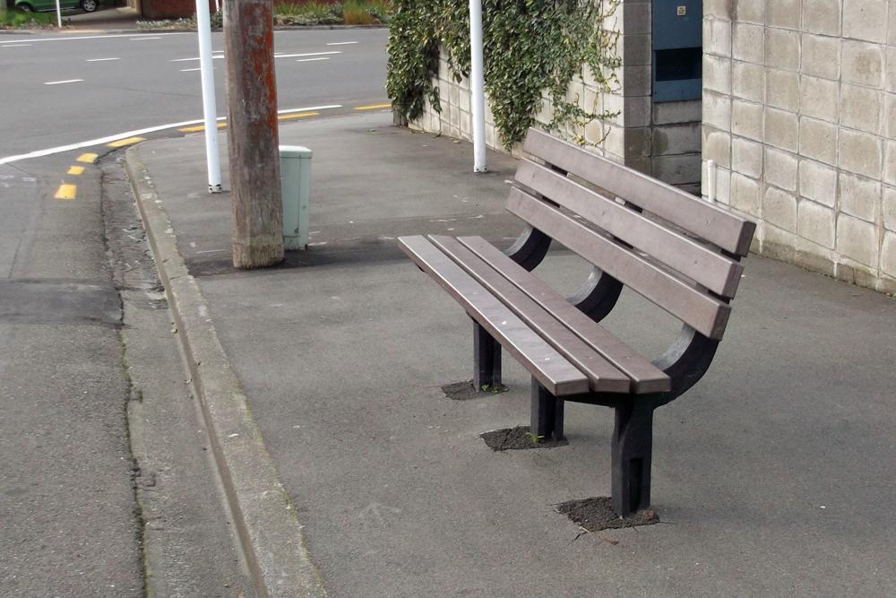 Kimberley Seat -Seatoun1
