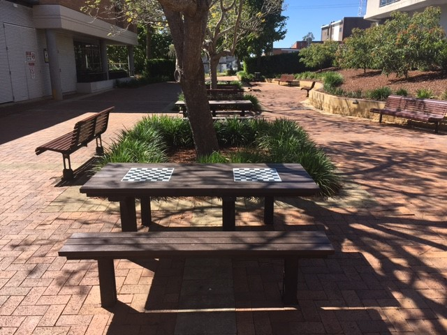 Check Out Central Coast Councilu0027s New Picnic Tables Part 88