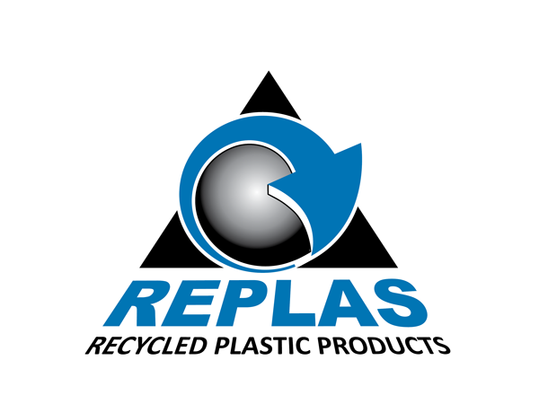 Replas is an Australian company that has developed world leading technology to reprocess plastic waste into a range of recycled plastic products. Retina Logo