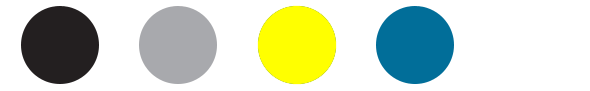 black-grey-yellow-blue