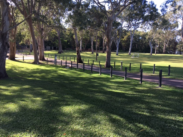 Point Wolstoncroft Sport And Rec Centre Installs New Black