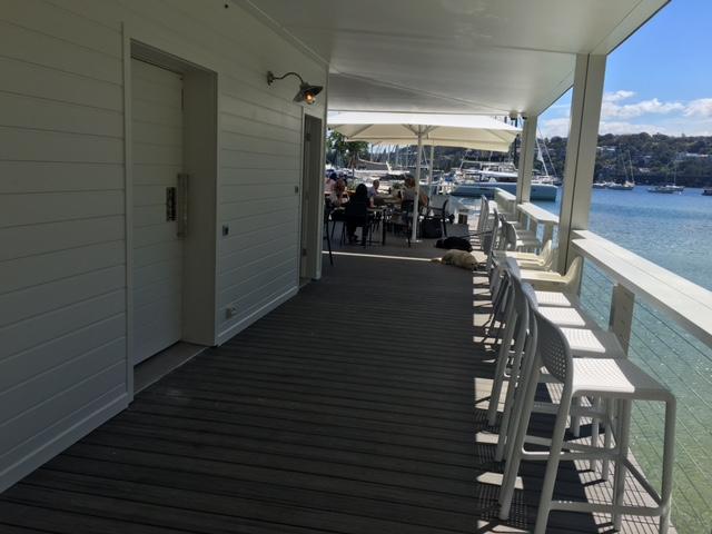 Clontarf Marina Opens Their New Cafe On Beautiful Trex