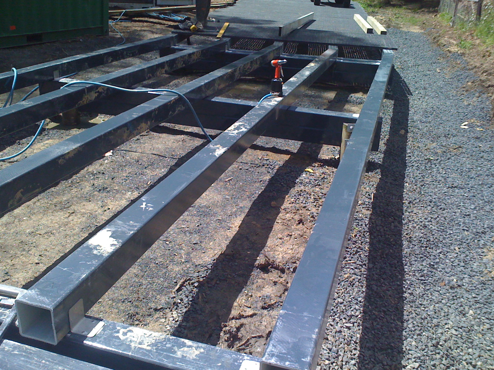Decking - Recycled Plastic Through Enduroplank™ and Trex®