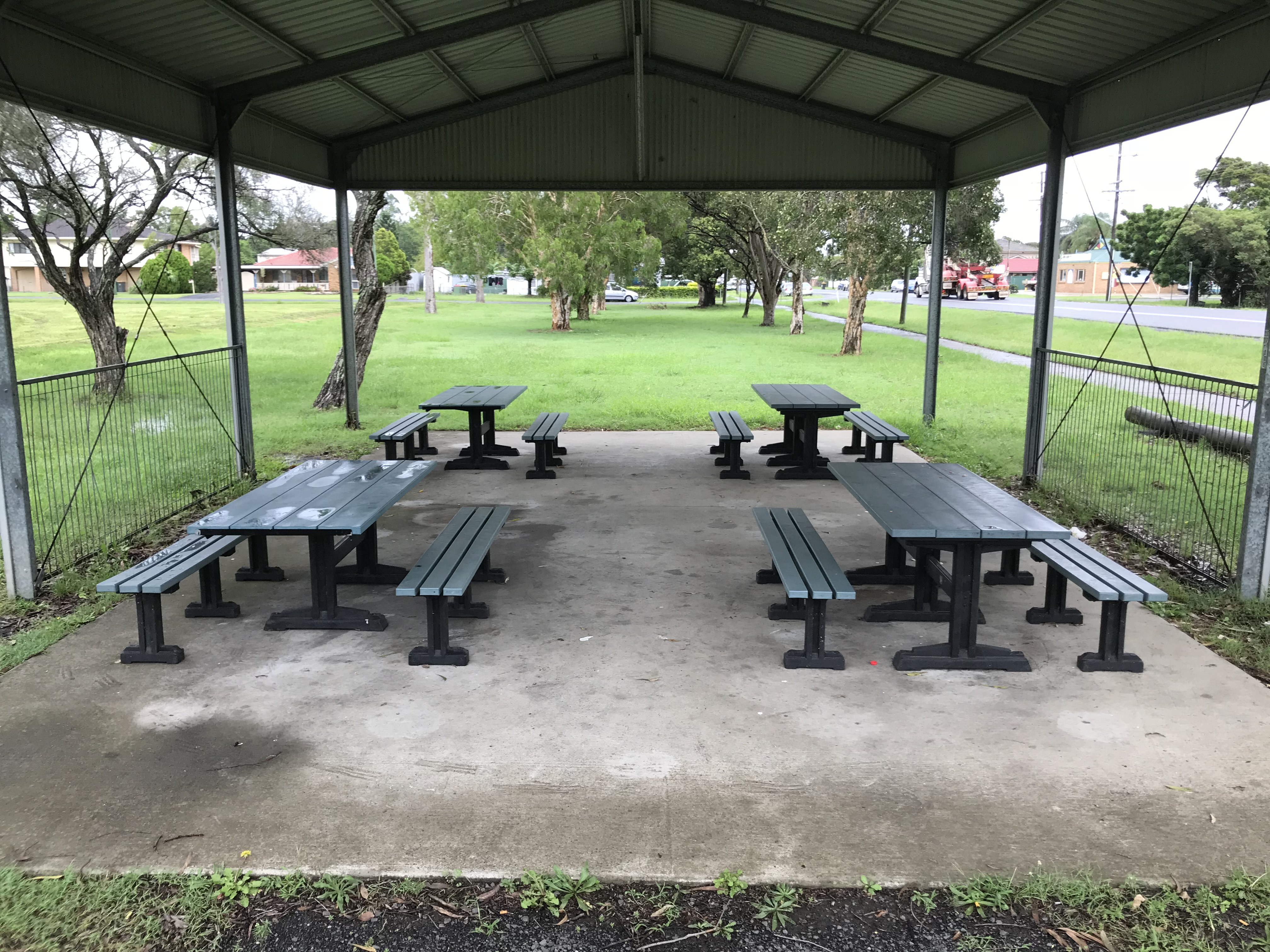 Albert parks quality products for the community