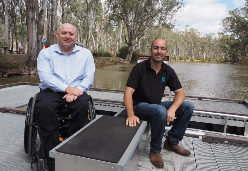 All Ability Accessible Canoe/Kayak Platform Launches in