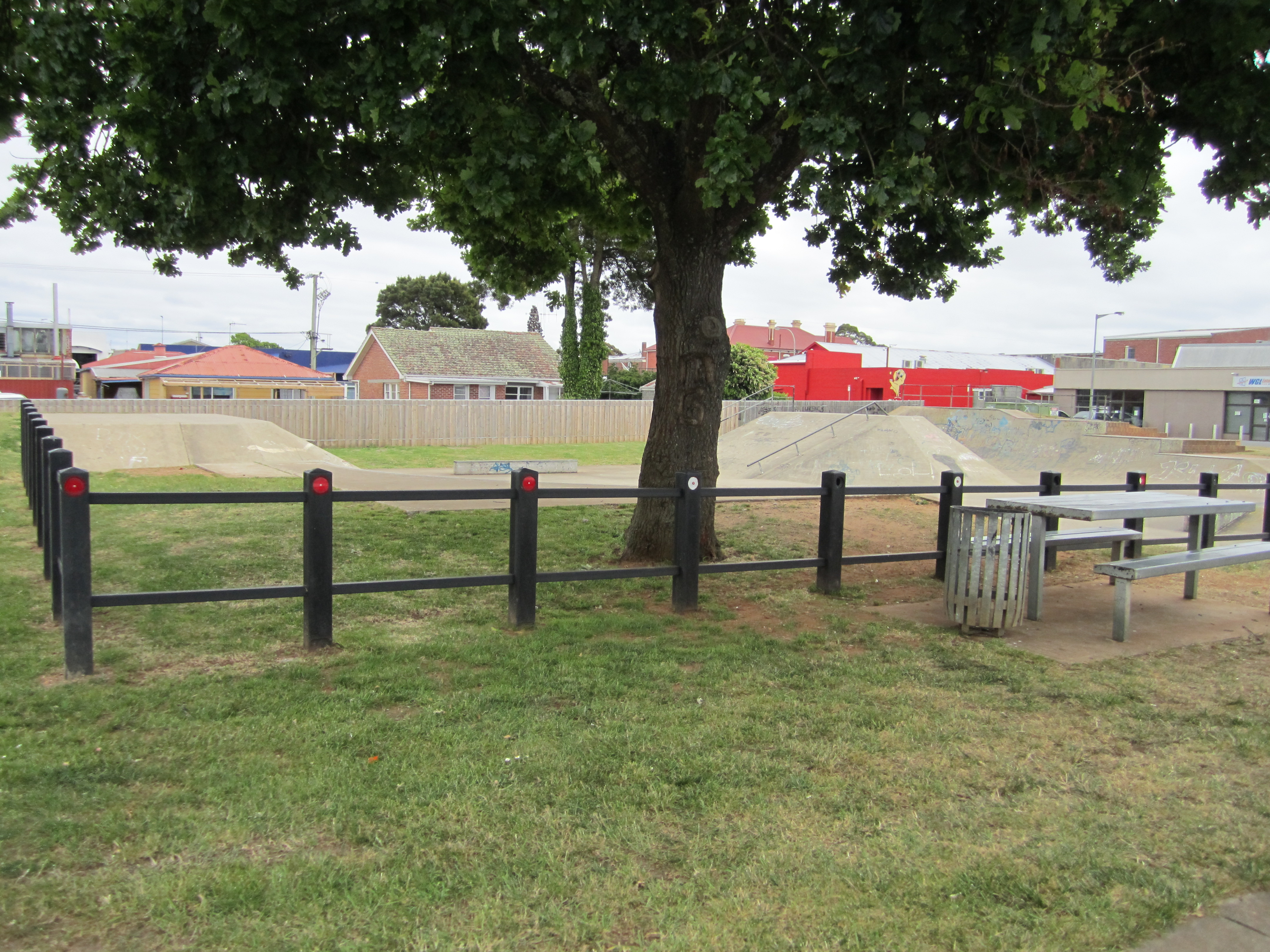 Post And Rail Fencing Replas Recycled Plastic Product