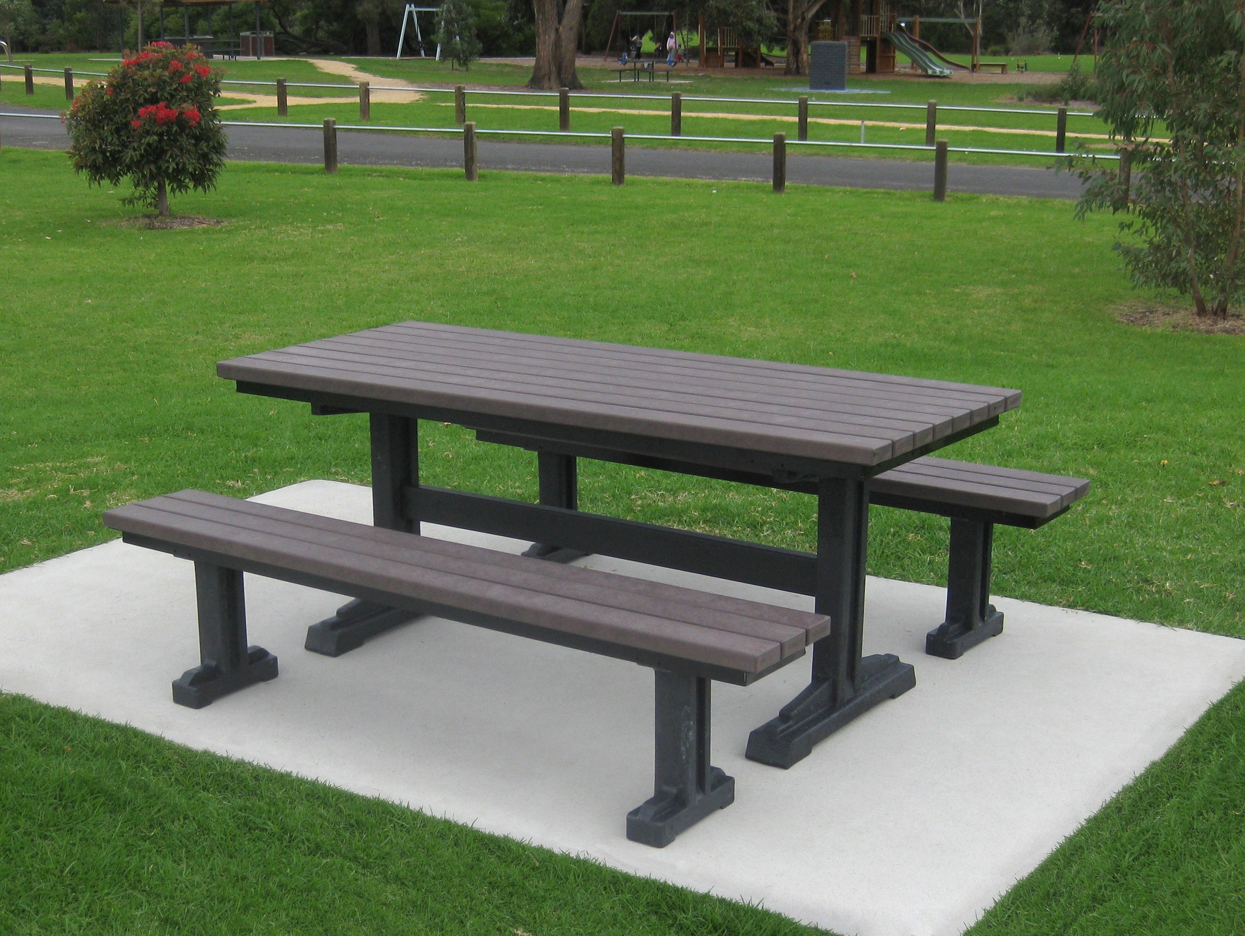Furniture Replas Recycled Plastic Product For Outdoor Use